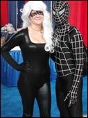 Black Cat & Spider-Man