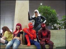 The Spidey Crew