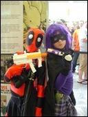 Deadpool & Hit Girl