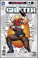 Grifter #0 cover