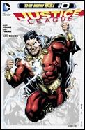 Justice League #0