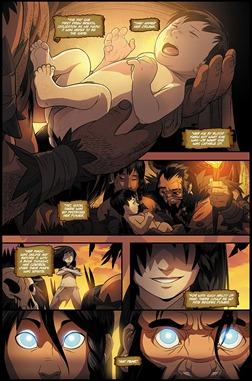 Charismagic: The Death Princess #1 Preview 1
