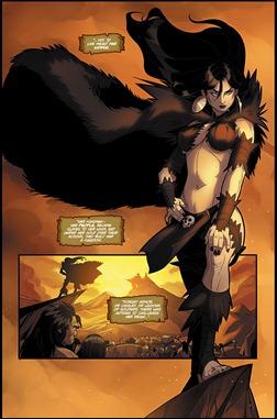 Charismagic: The Death Princess #1 Preview 3