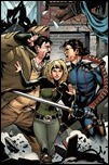ARCHER & ARMSTRONG #6 Standard Cover