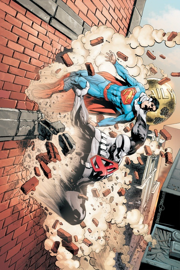 dc comics 2012 2013 A documentary detailing the epic rogues' gallery of dc comics from the joker and lex luthor, sinestro, darkseid and more, this documentary will explore the super villains of dc comics.