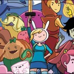 Adventure Time: Fionna & Cake #1 Launches in January from KaBOOM!