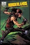 Borderlands: Origins #3 (of 4)