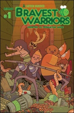 Bravest Warriors #1 Cover B