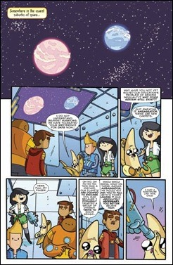 Bravest Warriors #1 Preview 2