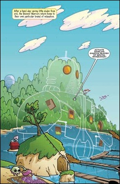 Bravest Warriors #1 Preview 4
