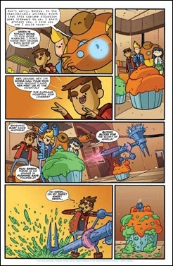 Bravest Warriors #1 Preview 7