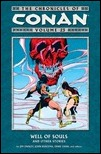 THE CHRONICLES OF CONAN VOLUME 23: WELL OF SOULS TP