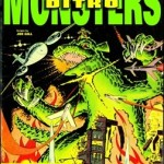 DITKO MONSTERS: GORGO Surfaces in January 2013