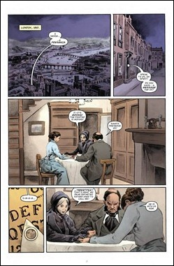Doctor Who #1 Preview 2