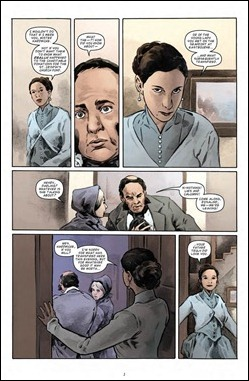 Doctor Who #1 Preview 4