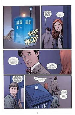 Doctor Who #1 Preview 7