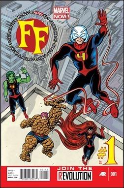 FF #1 Cover