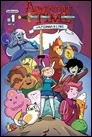 ADVENTURE TIME: FIONNA AND CAKE #1