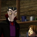 DEAR DRACULA Gets Animated On The Cartoon Network in October 2012