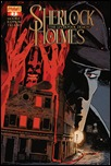 SHERLOCK HOLMES: THE LIVERPOOL DEMON #1 (of 5)