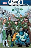 Marvel Exclusive Avengers VS. X-Men #12 – NYCC 2012 X-Men Variant
