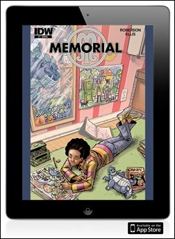 Memorial: Imaginary Friends