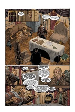 R.I.P.D.: City of the Damned #1 Preview 6