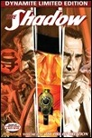 THE SHADOW VOL. 1: THE FIRE OF CREATION HIGH-END HC SIGNED BY GARTH ENNIS & ALEX ROSS