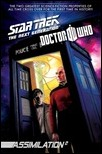 Star Trek The Next Generation / Doctor Who, Vol. 2