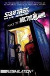 Star Trek The Next Generation / Doctor Who, Vol. 2