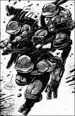 Teenage Mutant Ninja Turtles Annual 2012 Preview 4