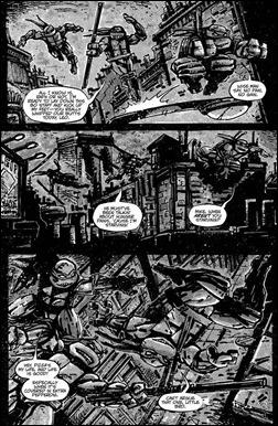 Teenage Mutant Ninja Turtles Annual 2012 Preview 5