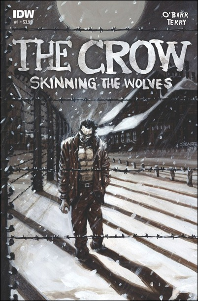 The Crow - Skinning The Wolves