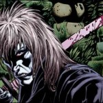 Preview: The Crow #4 (IDW) by John Shirley & Kyle Hotz