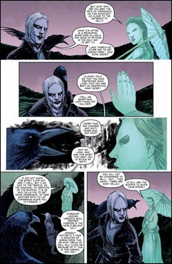 The Crow #4 Preview 9