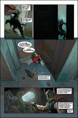 Thor: God of Thunder #1 Preview 2