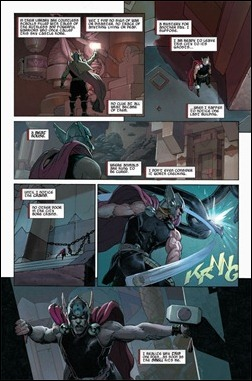 Thor: God of Thunder #1 Preview 3