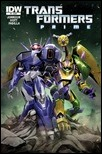 Transformers: Prime—Rage of the Dinobots #3 (of 4)