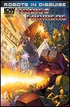 Transformers: Robots in Disguise Ongoing #13