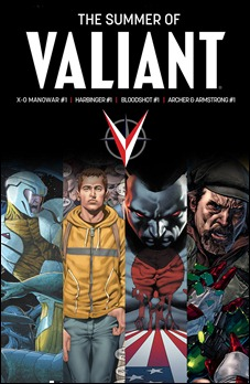 Summer of Valiant TPB