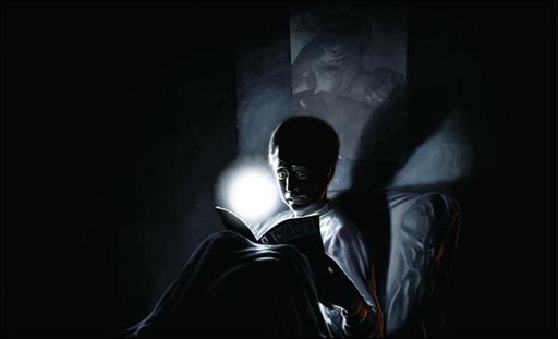 Drawing on Your Nightmares - Dark Horse Horror Sampler