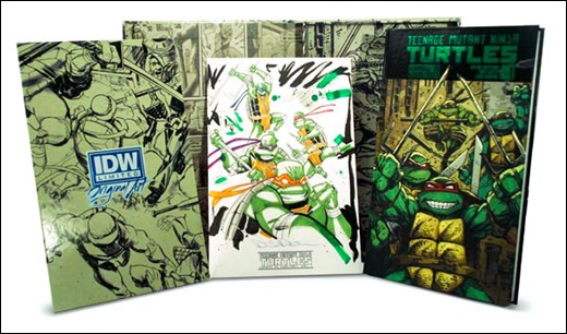 IDW Limited - Teenage Mutant Ninja Turtles, Vol. 1, Change Is Constant