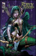 Grimm Fairy Tales presents Robyn Hood #1