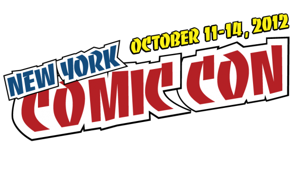 New York Comic Con 2012 Logo