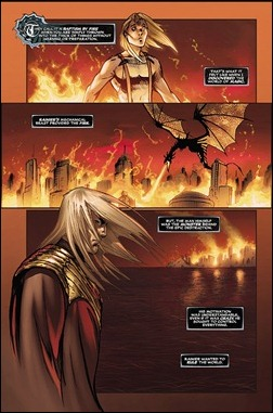 SOULFIRE (vol 4) #3 Preview 1
