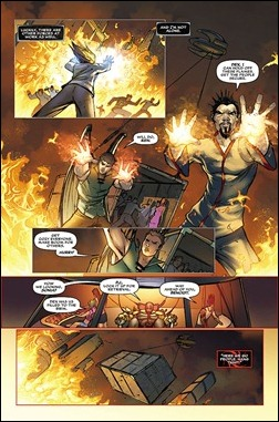 SOULFIRE (vol 4) #3 Preview 4