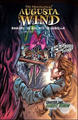 The Adventures of Augusta Wind #1 Preview 6