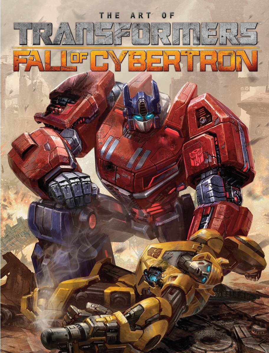 preview transformers art of fall of cybertron idw. Black Bedroom Furniture Sets. Home Design Ideas