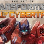 Preview: Transformers: Art of Fall of Cybertron (IDW)