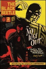 THE BLACK BEETLE: NO WAY OUT #2 (of 4)